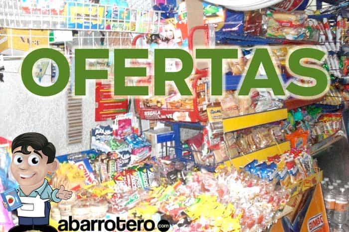 Compra de Abarrotes- Surte tu tienda sin salir de ella