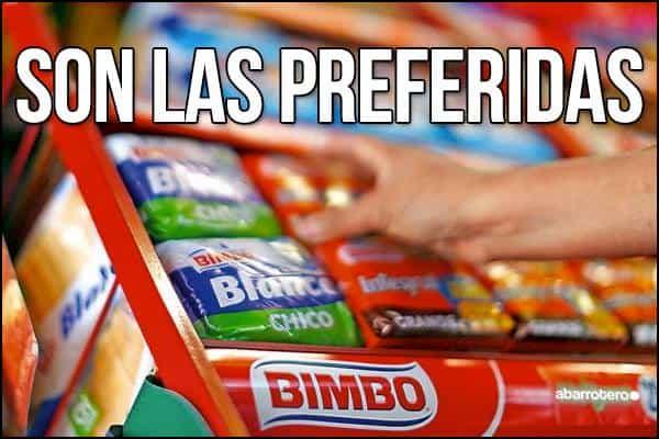 Las diez marcas preferidas de los mexicanos