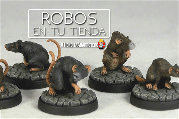 Malditas ratas