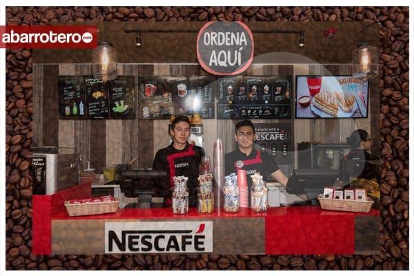 Nestlé apuesta al negocio de cafeterías en México bajo el nombre más popular