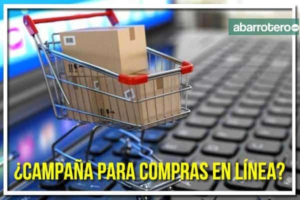 Campaña para incentivar el comercio electrónico en México