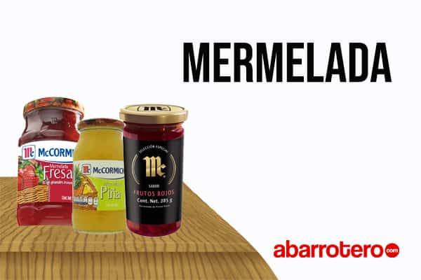 Mermelada McCORMICK