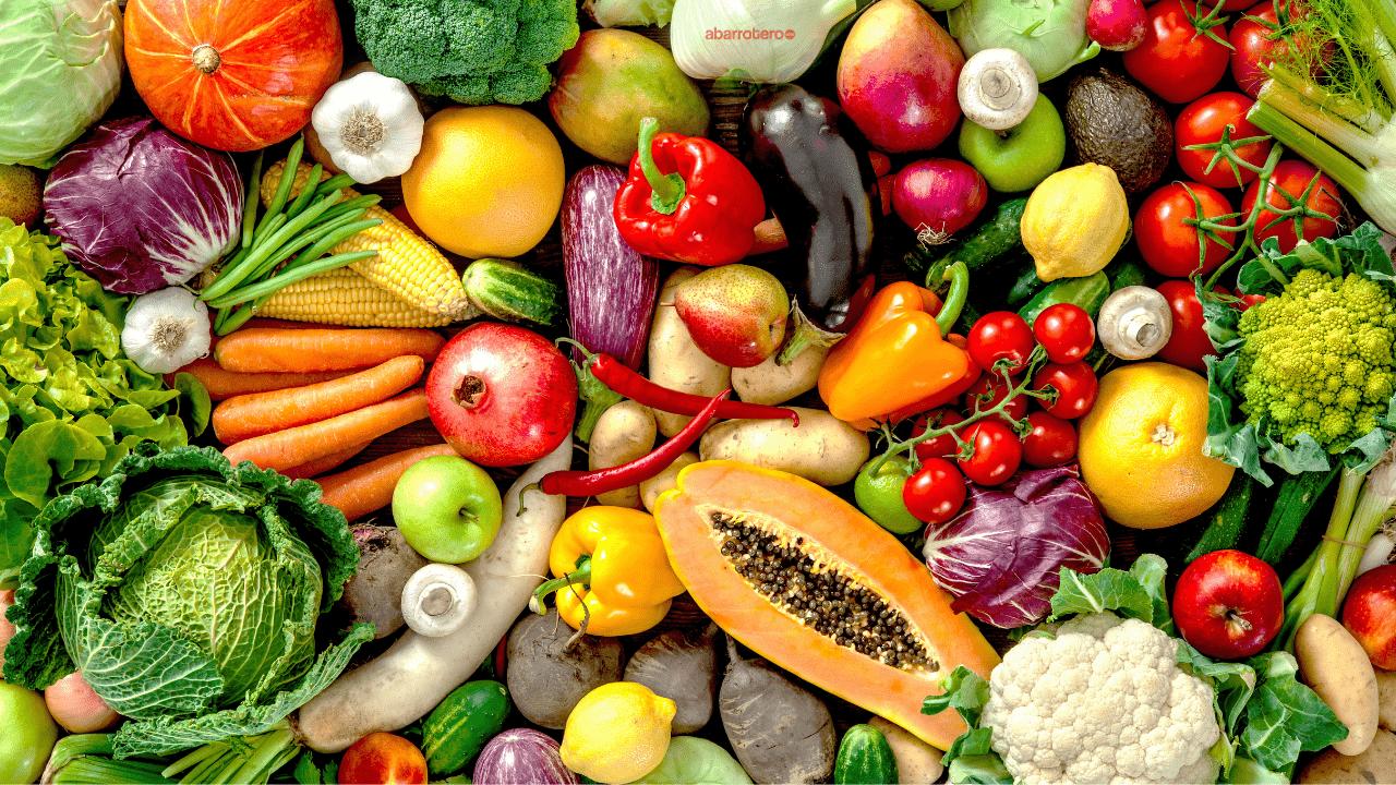Frutas y verduras frescas para tu negocio   Abarrotero.com
